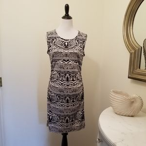 Sleeveless Diane Von Furstenberg Dress Scoopneck
